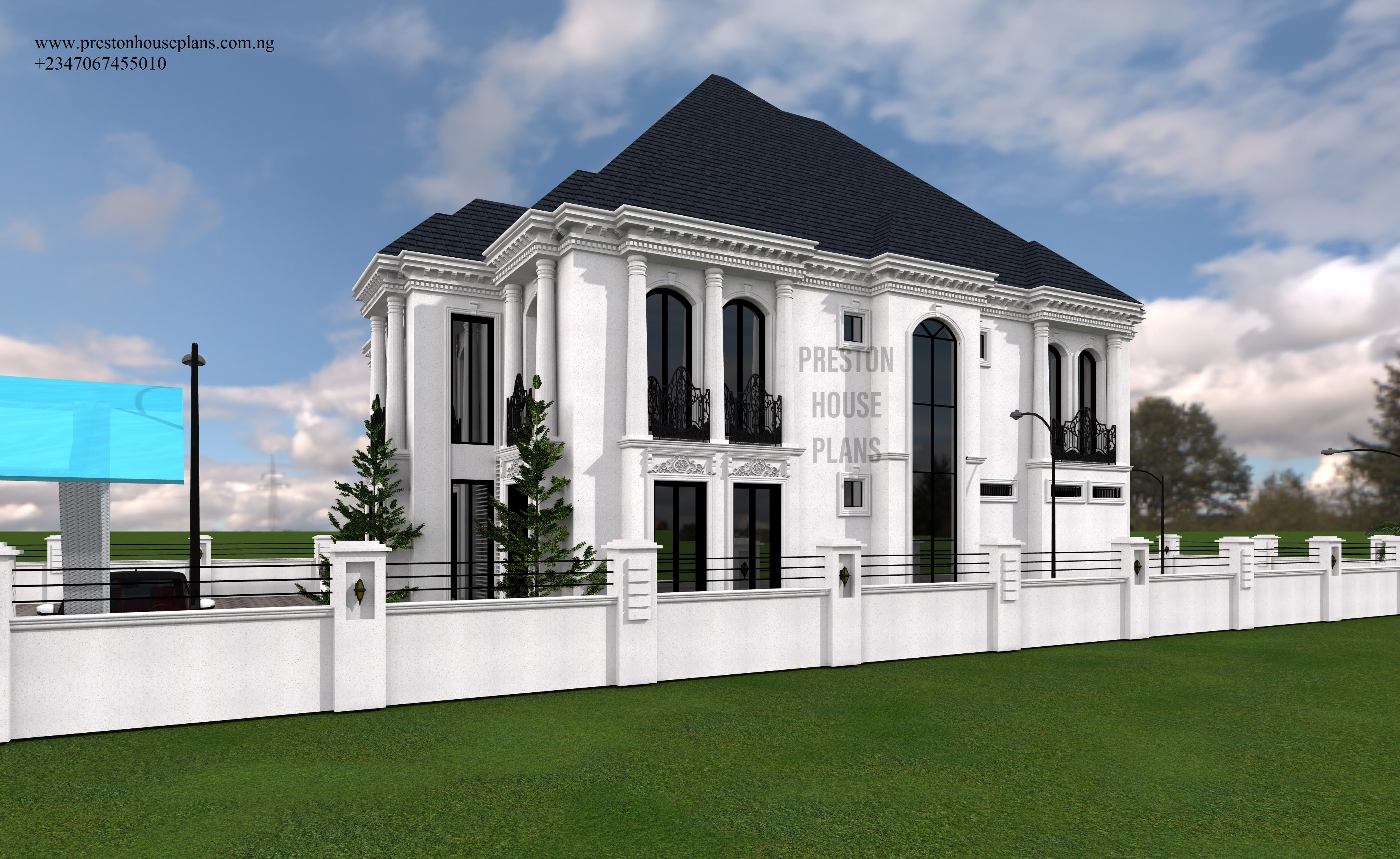 Five bedroom gorgeous duplex