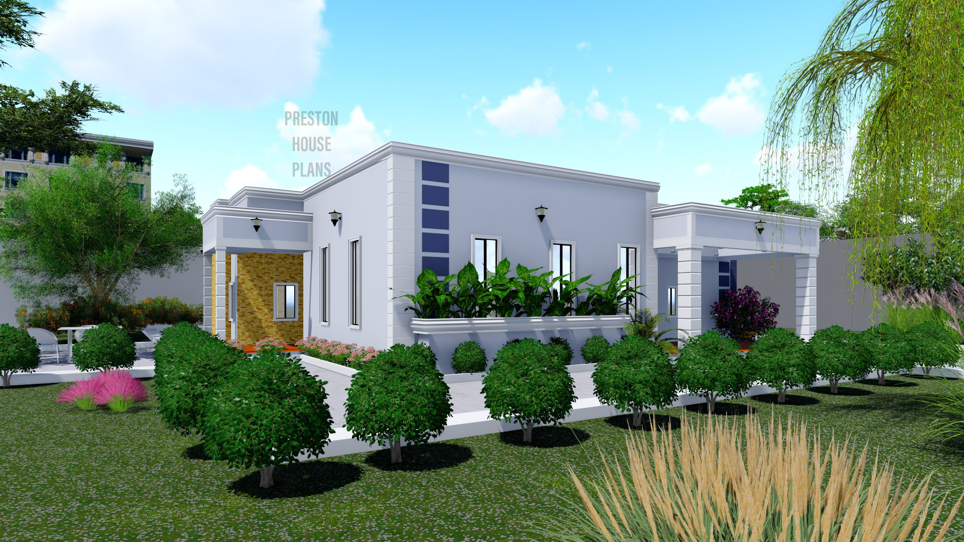 Five bedroom luxurious bungalow
