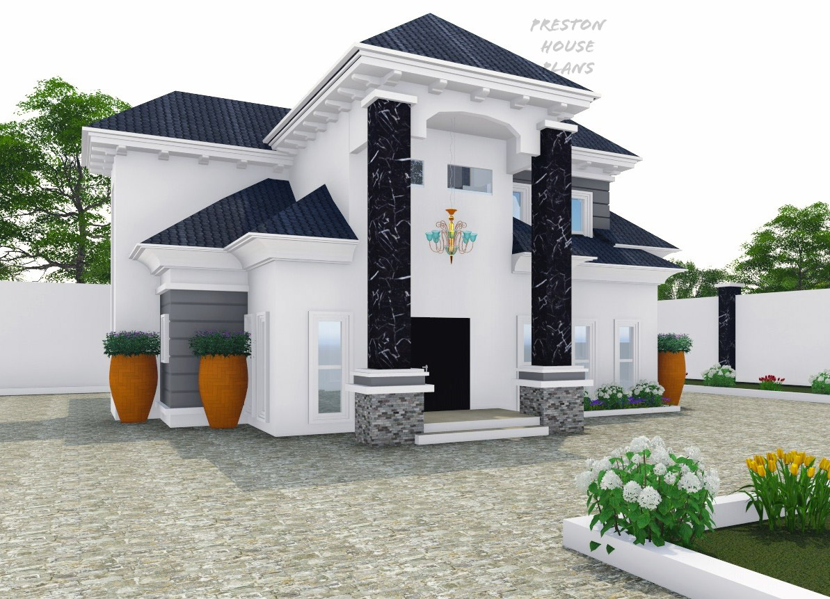 3 bedroom bungalow with a penthouse
