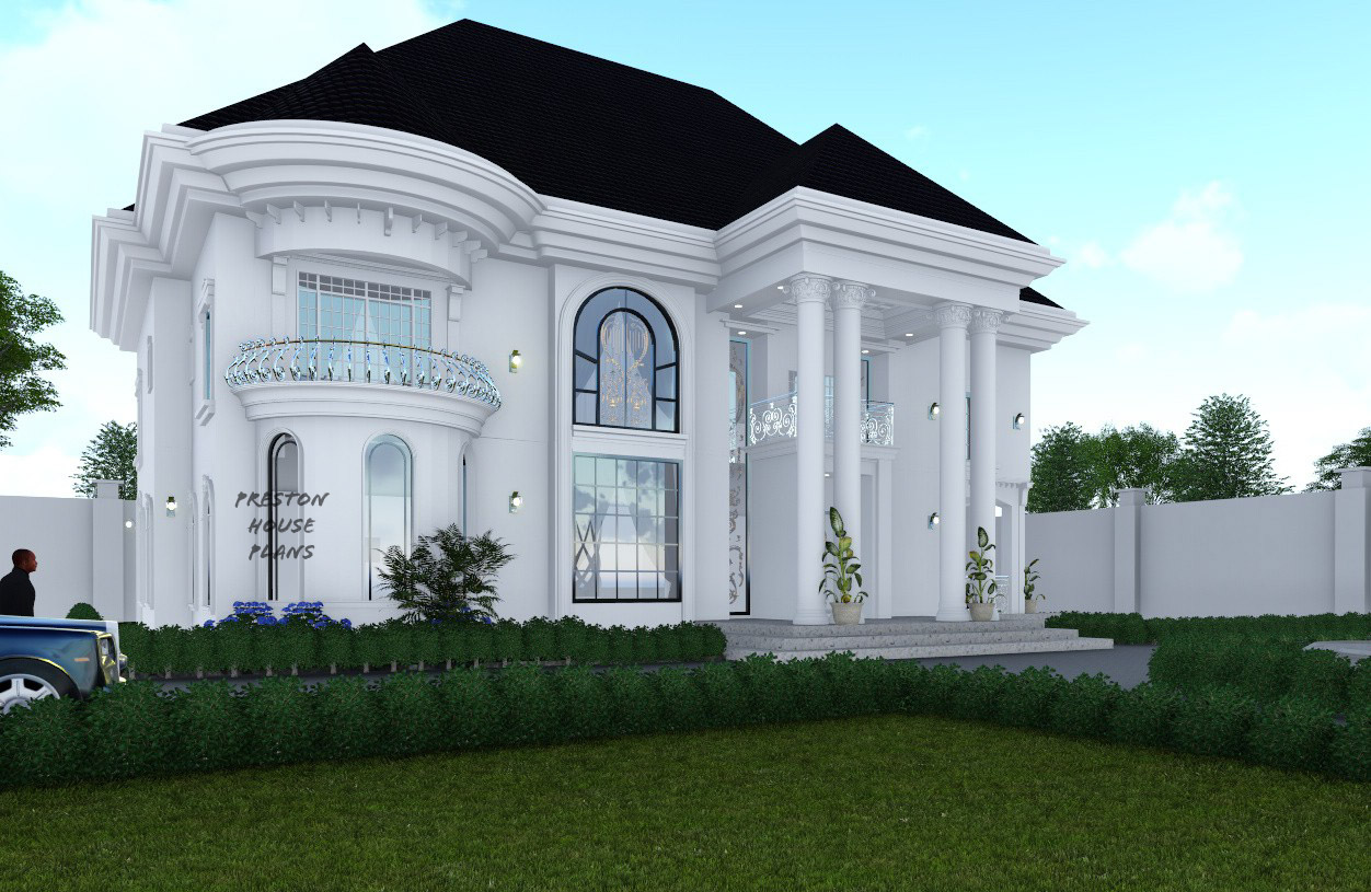 Five bedroom luxurious duplex