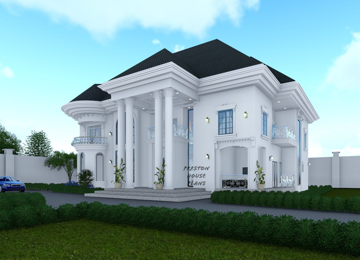 Five bedroom duplex