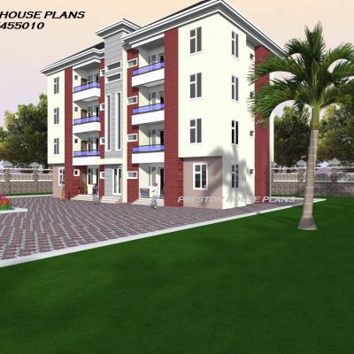 2 bedroom block of Flats 1