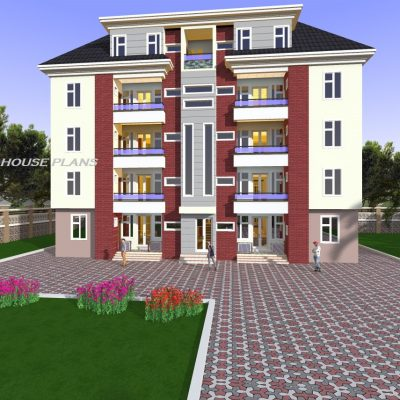 2 bedroom block of Flats 3