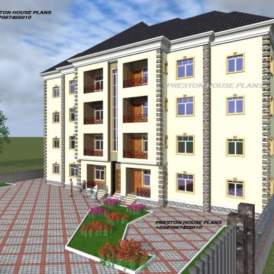 3 bedroom Flat 3 storey 1