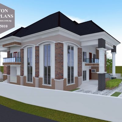 5 Bedroom Double Staircase 1