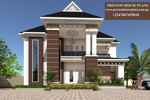 5 bedroom luxury duplex