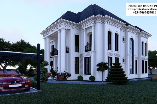 Six bedroom luxurious duplex