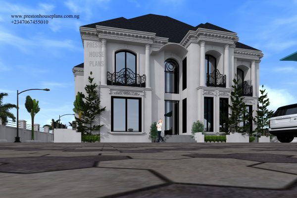 Five bedroom gorgeous duplex