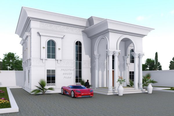 Four bedroom Arabic duplex
