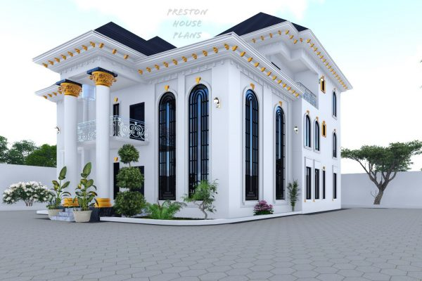 Six bedroom duplex