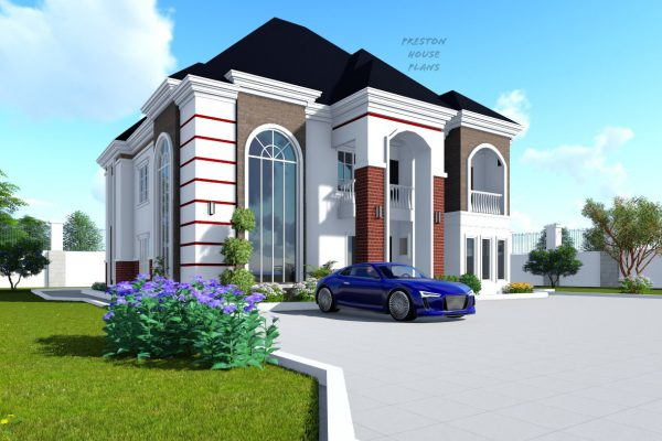 Four bedroom duplex