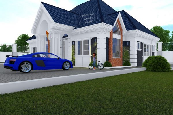 Victorian Style Bungalow