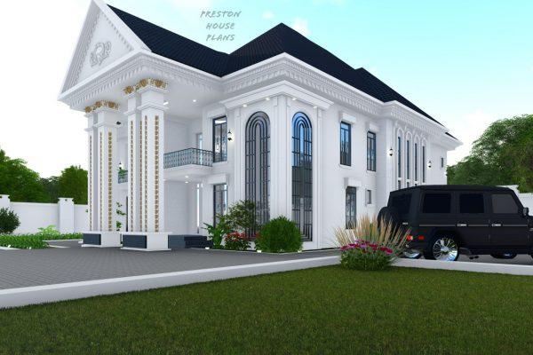 5 bedroom Luxury Duplex