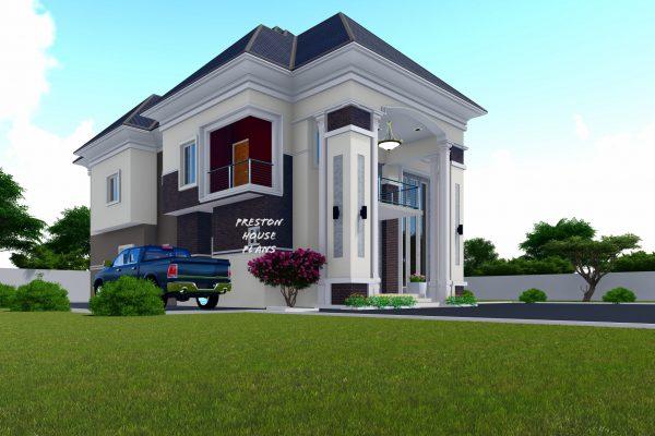 5 bedroom duplex