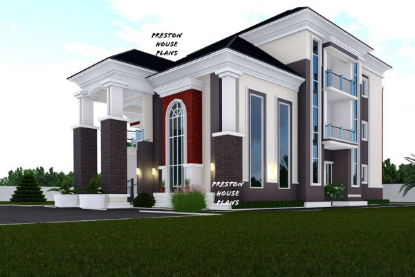 5 bedroom duplex with a penthouse
